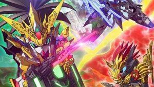 SD Gundam World : Sangoku Souketsuden: Saison 1 Episode 7