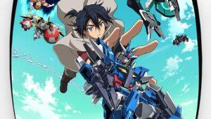 Gundam Build Divers Re-Rise: Saion 2 Episode 10